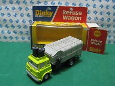 REFUSE  WAGON  TK     -   Dinky Supertoys  978    Mint in Box