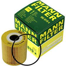 Original MANN-FILTER Ölfilter Oelfilter HU 819 x Oil Filter