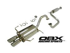 OBX Catback Exhaust Fits 00 To 03 Maxima Cefiro 00-04 I30 I35 A33 VQ30DE VQ35DE