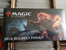 MAGIC THE GATHERING CORE SET M20 DECK BUILDERS TOOLKIT - NEW & SEALED
