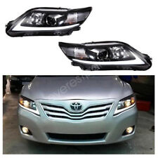 Headlight LED DRL Headlights lamp for Toyota Camry 2010-2011