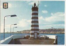 Las Palmas de Gran Canaria Faro Muelle del Generalisimo Spain Postcard 329a ^