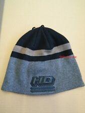 Harley-Davidson® Mütze Strickmütze Beanie grau/schwarz/beige Knit Hat Cap H.-D.