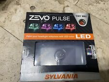 Sylvania ZEVO Pulse LED Color Changing Bulb System