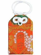 JAPANESE OMAMORI Charm Good luck Talisman Protect you from Japan Shrine Red 1