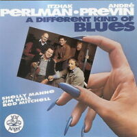 Itzhak Perlman Andrè Previn A Different Kind Of Blues (Jim Hall, Red Mitchell)