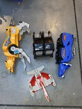 1991 Power Rangers Megazord Figure Incomplete parts lot