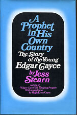 A Prophet in His Own Country: The Story of the Young Edgar Cayce-Jess Stearn-1st