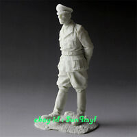 1/16 Rommel Resin Model Kits Officer Figure Soldier GK Unpainted Unassembled