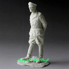 1/16 Rommel Resin Model Kits Officer Figure Soldier GK Unpainted Unassembled