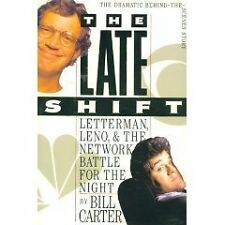 The Late Shift: Letterman, Leno, and the Network B
