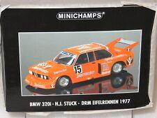 Minichamps 1/18 BMW 320i  Jagermeister  DRM Eifelrennen 1977 H.J.Stuck