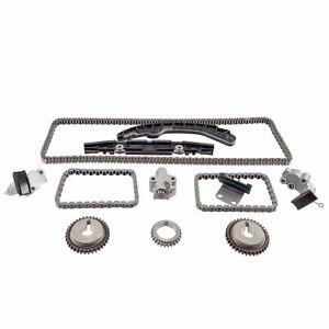 Melling 3-730S Engine Timing Set For Select 07-14 Infiniti Nissan Models