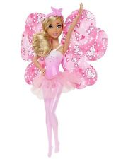 Barbie Fairytale Magic Blonde Fairy Doll New Ages 3+