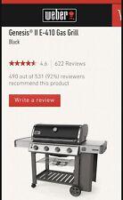 weber grill E-410