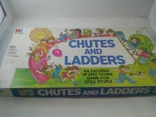 Vintage 1979 Chutes and Ladders by Milton Bradley - Complete