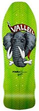 Powell Peralta Mike Vallely ELEPHANT REJECT Skateboard GREEN *Out Of Print* 2008