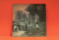 MOODY BLUES - LONG DISTANCE VOYAGER - THRESHOLD 1981 - EX LP VINYL RECORD Z