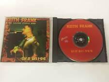 KEITH FRANK & THE SOILEAU ZYDECO BAND LIVE AT SLIM'S Y-KI-KI CD 1999