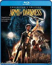 ARMY OF DARKNESS COLLECTOR'S EDITION BLU-RAY - SCREAM FACTORY
