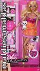 Barbie Fashionistas Barbie & Tier Hund Haustier Puppe X2279 NEU/OVP