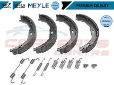FOR MERCEDES BENZ C E CLASS REAR AXLE WITH SPRINGS BRAKE PADS SHOE 0044208620