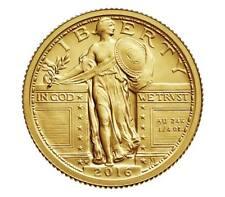 2016 Standing Liberty Centennial 1/4 oz Gold Coin