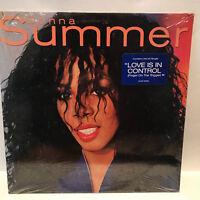 Donna Summer Self Titled LP Vinyl Record - Sealed Original Pressing 1982
