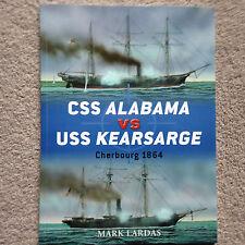 Osprey Duel - CSS Alabama vs USS Kearsage Cherbourg 1864