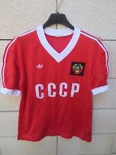 VINTAGE Maillot URSS CCCP rare shirt ADIDAS Ventex trikot 80's camiseta maglia M