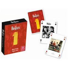 The Beatles - 1 - Spielkarten Kartenspiel Playingcards Cards Jeu de Cartes  Neu