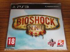 Bioshock Infinite PROMO - PS3 (Full Promotional Game) PlayStation 3