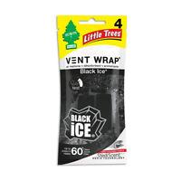 Little Trees Vent Wrap Car Air Freshener (Black Ice)
