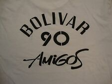 Vintage Bolivar Amigos No. 90 Team Fan Sport T Shirt M