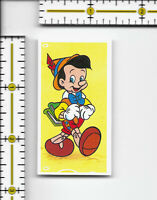 Disney Pinocchio by Brooke Bond Foods 1989 card #5