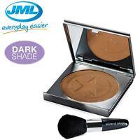 JML Mineral Magic Colour Correcting Powder Foundation Concealer Dark Shade Skin