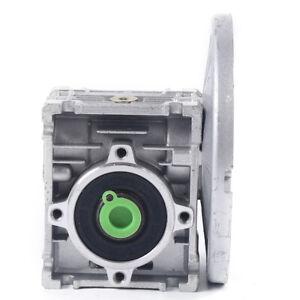 15:1 Schneckengetriebe Getriebes Gearboxs Speed Reducer Schneckengetriebemotor