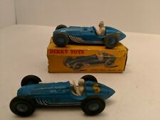 Dinky Toys 23H & 23K, Talbot Lago Race Cars,  23H Made in France, 23K English