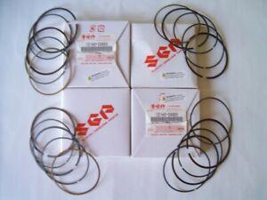2004/2005 SUZUKI GSX-R600 LOT OF 4 PISTON RING SETS 12140-29G00 BRAND NEW