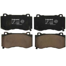 Disc Brake Pad Set-GT Front Federated D1149C