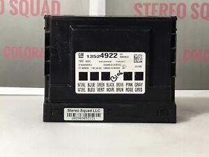 """B106"" Chevy BUICK BODY CONTROL MODULE BCM 13524922"