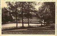 Randers Jütland Dänemark alte AK ~1910 Parti fra Volk Mølle Partie an der Mühle