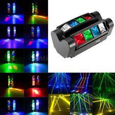 90W RGBW LED DMX512 Spider Beam Moving Head Stage Light Lighting Party KTV USA