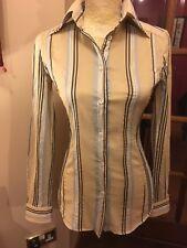 Dolce And Gabbana Shirt Blouse. Size 6/8.