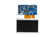 "2-Channel Video Input 4.3"" TFT-LCD Display Module DIY"