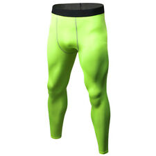 Men Fitness Compression Base Layer Gym Tights Tank Top T-Shirts Shorts Pants Set
