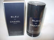MENS NEW BLEU DE CHANEL SCENTED Deodorant SOLID Stick 2 OZ FRESH WOODY CITRUS