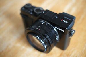Panasonic LUMIX LX100 II Compact Camera