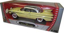 1961 DESOTO ADVENTURER YELLOW NEW IN BOX