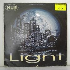 "Live Jays Feat NUB  – Light Label: Way Up Records - Format: Vinyl, 12"", 45 RPM"